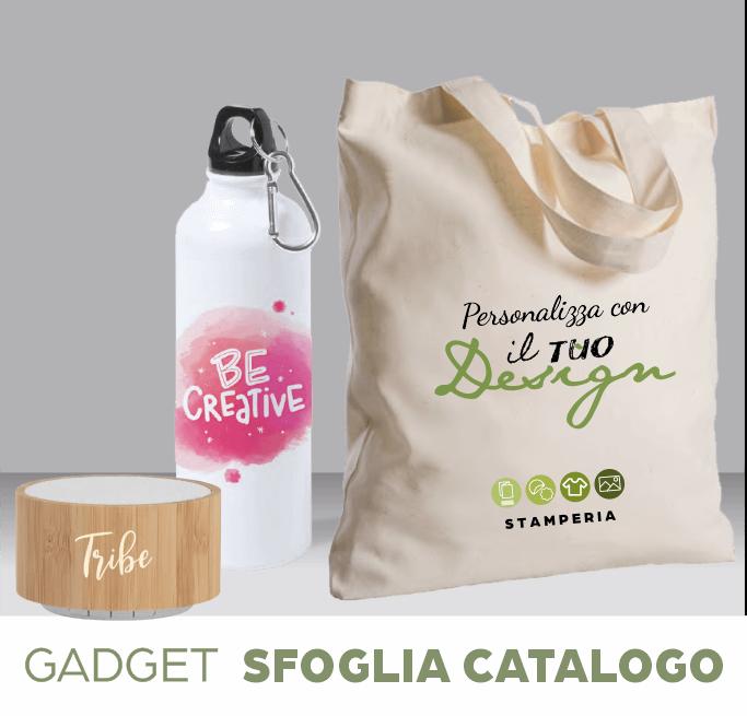 gadget personalizzati con stampa logo, catalogo online
